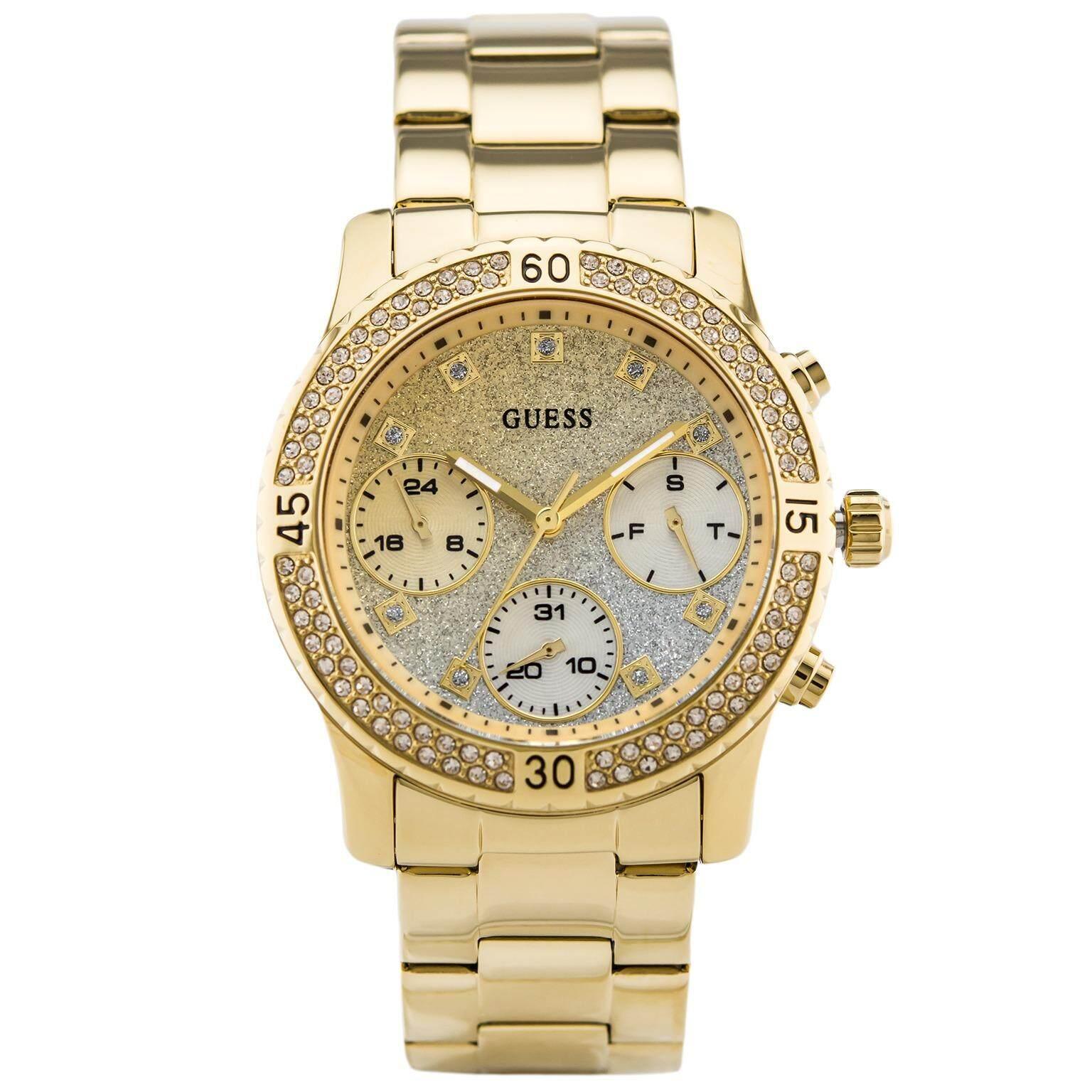 นาฬิกาผู้หญิง Guess Confetti Wrist Ladies Watch W0774L5
