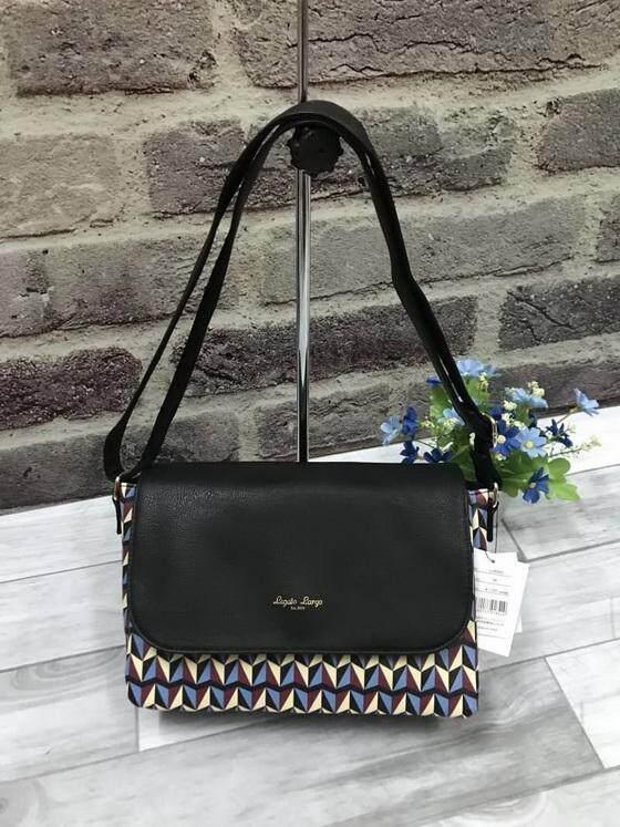 ยี่ห้อไหนดี  ยโสธร Anello & Legato largo Pu leather mini sling bag อีกหนึ่งแบรนด์ในเครือ anello