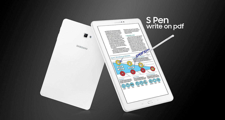 Write on PDFอีกขั้นของการทำงานบน Tablet
