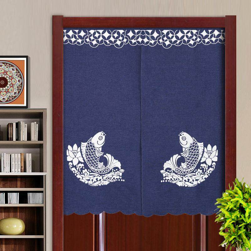 Japanese-style Door Curtains