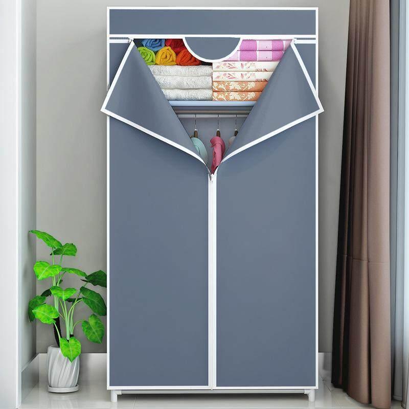 Nonwoven Fabric Combination Installation Simplicity Cloth Wardrobe bu yi chu Storage Cabinets