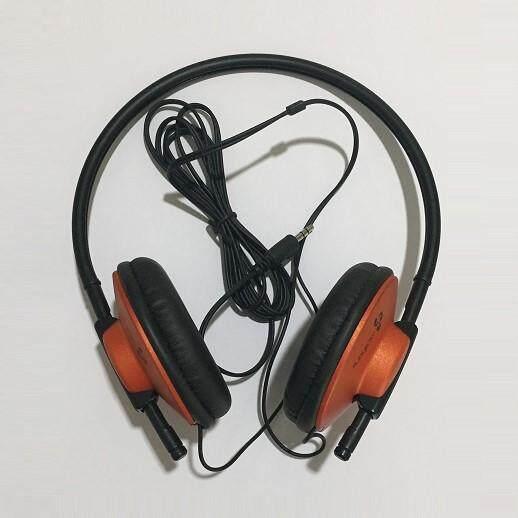 หูฟัง Mcshore Stereo Headset Hp111or - สีส้ม.