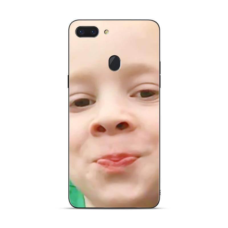 In Casing HP Oppor15/R11splus Mimpi Tas Emoji R17pro Kepribadian Set Anak Laki-laki