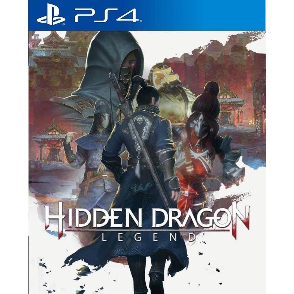 PS4 : Hidden Dragon Legend [Asia]