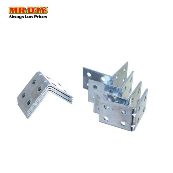 Steel Bracket 40*40*30 mm (8pcs)