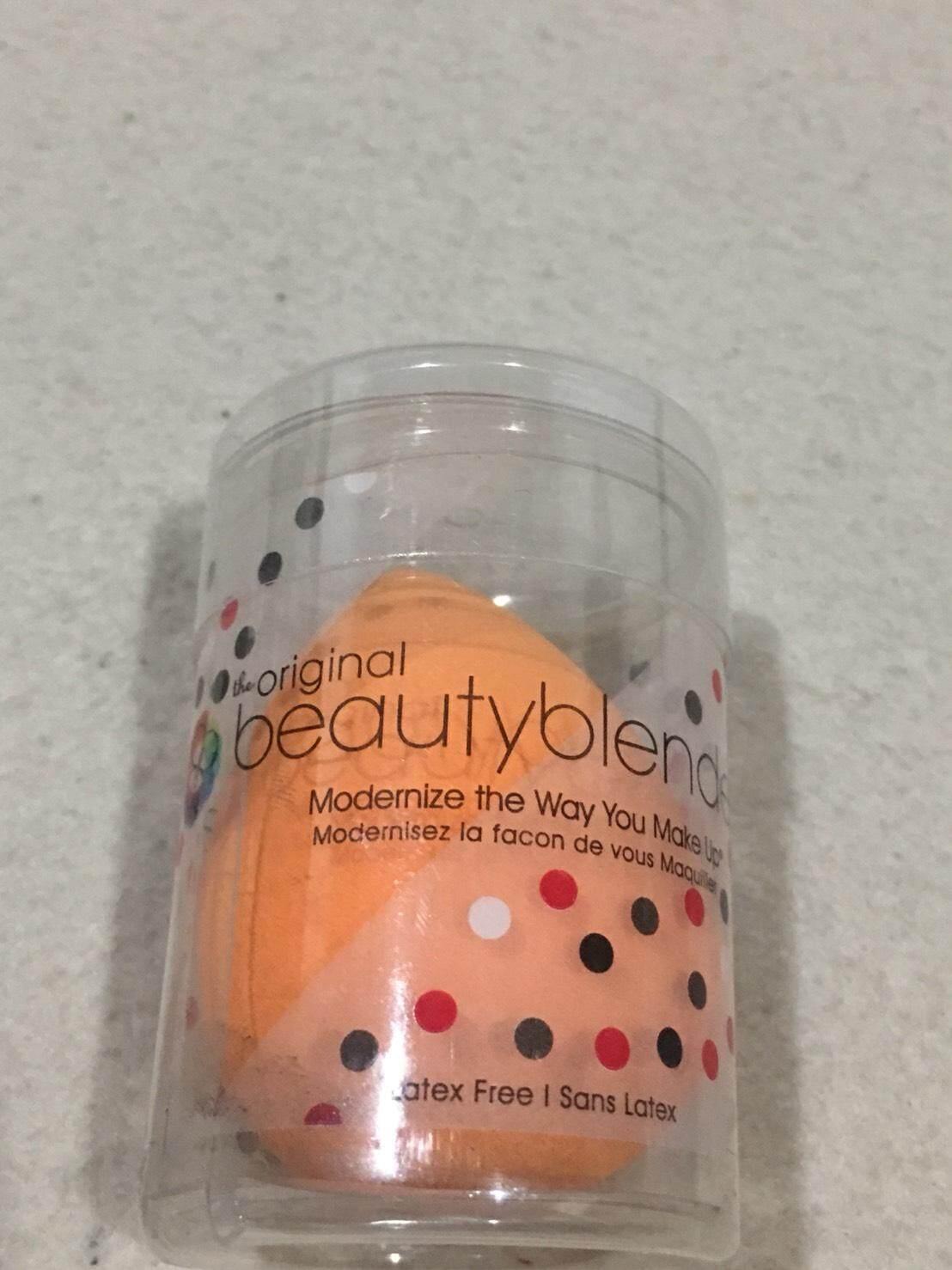 Beautyblender Original - Intl ✿ฟองน้ำแต่งหน้า-เกลี่ยรองพื้น รูปไข่✿.