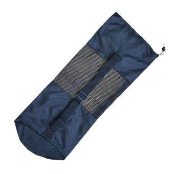 Pelacakan Harga 6mm TPE Yoga Mat Net Bag Breathable High Strength Storage Bag Pocket Perfect Fitness Equipment Specification:183*61*0.6cm periksa peringkat ...