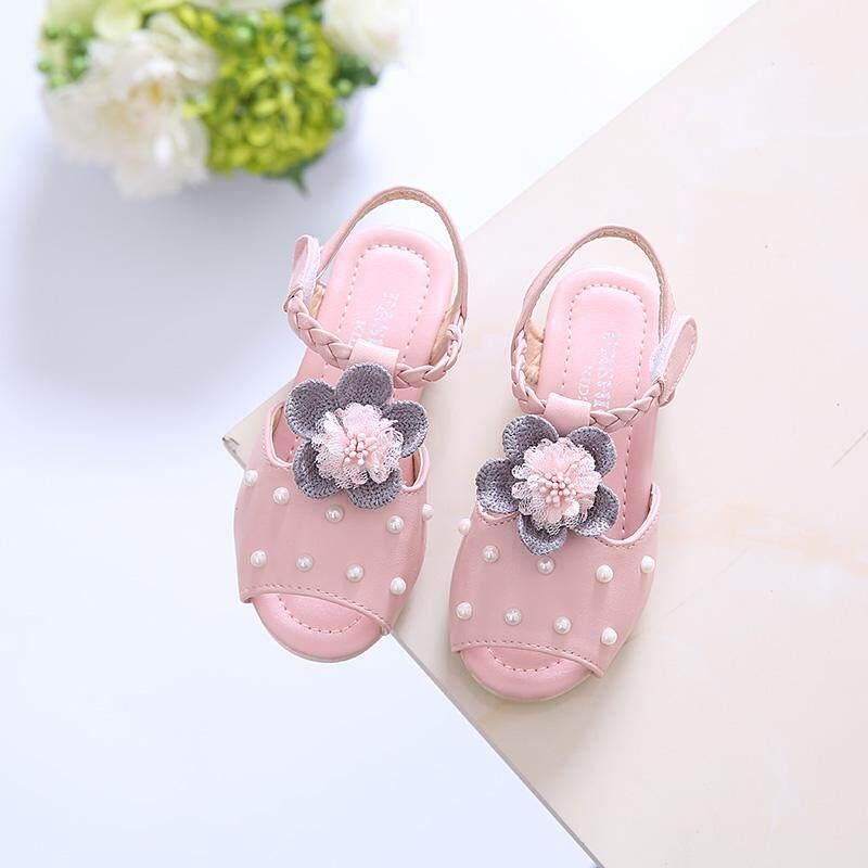 Nubao Sandal Summer 1-3 Tahun Anak Prempuan Anak Perempuan Musim Panas 2018 Model Baru
