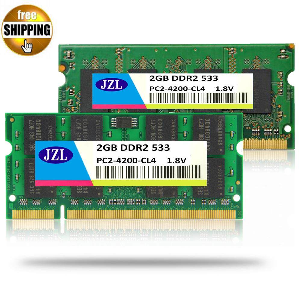Buy Sell Cheapest 256mb Pc2 Best Quality Product Deals Ddr2 2gb Jzl Laptop Memory Ram Sodimm 4200 53hz 200pin Ddr 2 533 Mhz 200 Pin 18v Cl4 Notebook Computer Sdramddr2 2gbnote Please Use