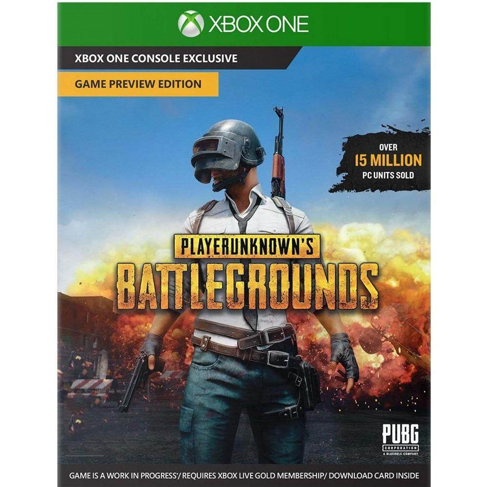 Xbox One : Playerunknowns Battlegrounds [box Download Code][asia].
