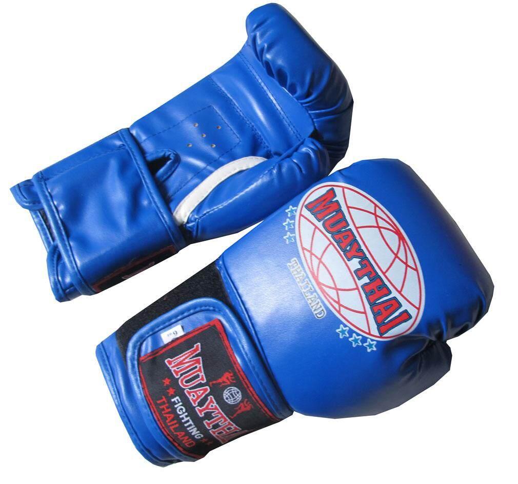 Muay Thai Fighting Thailand Size No.6. To Be A Champion In Thai Boxing. นักมวมวยไทยที่โดดเด่น ที่ฝึกซ้อมหนักก็คว้ารางวัลด้วยนวมดีๆมีมาตฐาน. By Thai Complex.