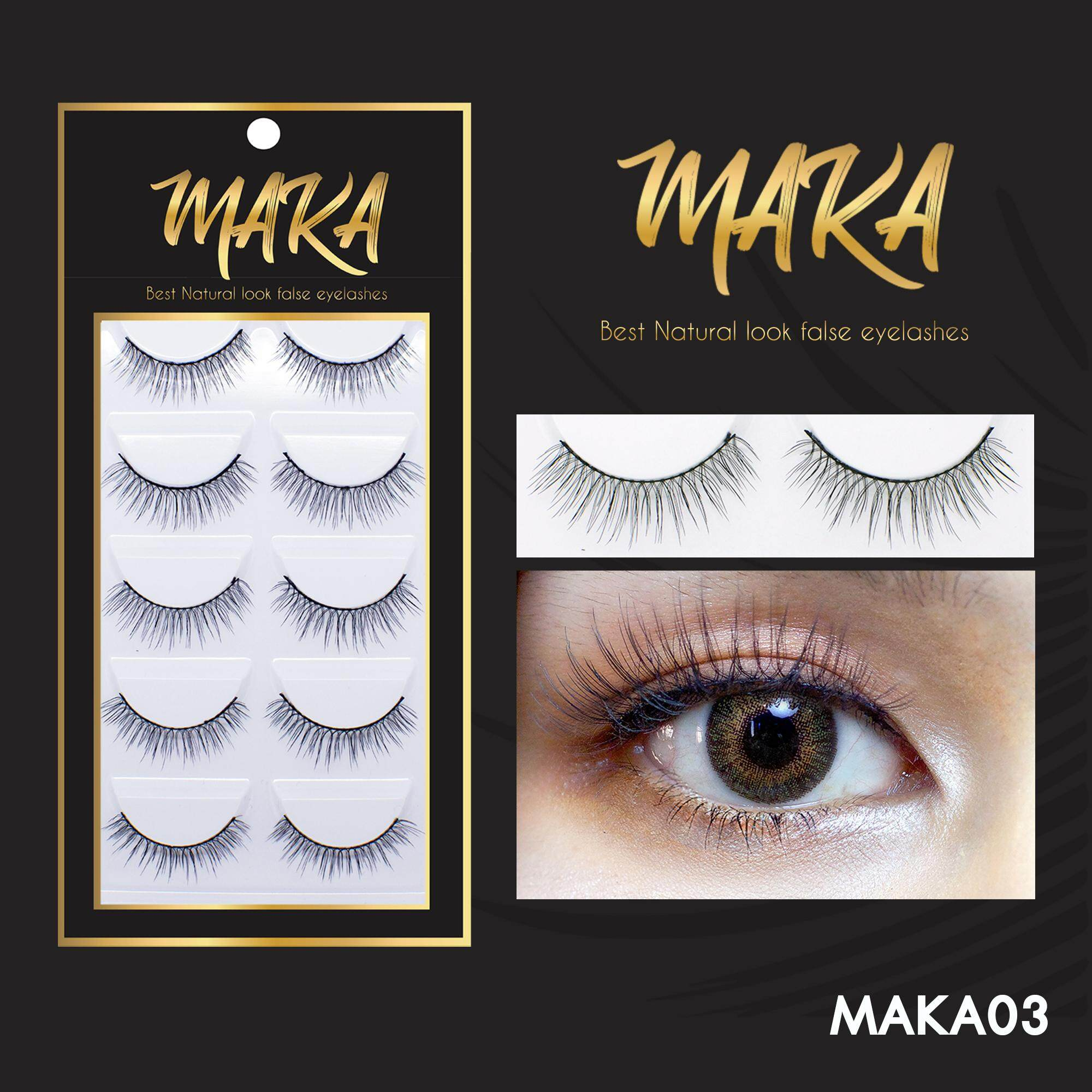 Natural Silk Eyelash Synthetic Mink Lashes Extension SN-PY1. Source · THB 250