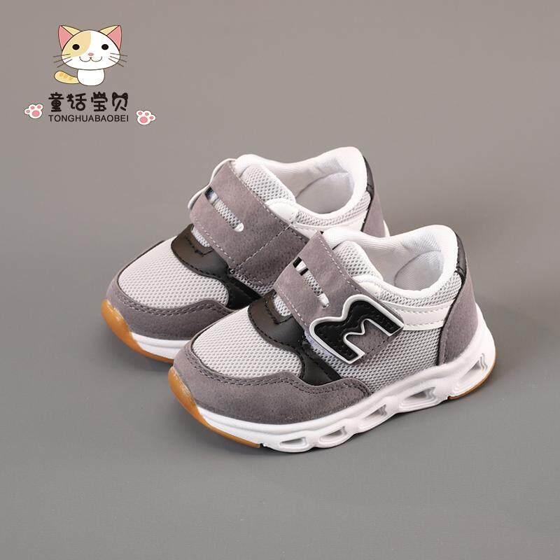 Anak-anak sepatu olahraga Pria dan wanita Petpet 1-3 tahun belajar berjalan  Sepatu 5d79653ea0