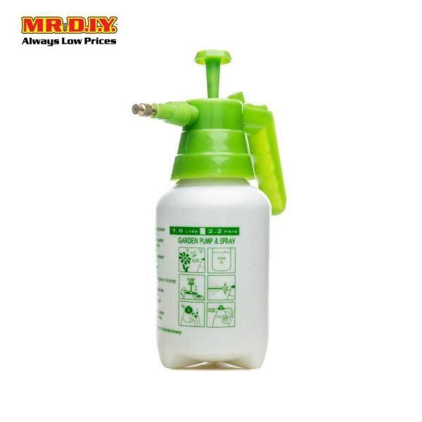 Handheld Garden Pump and Spray 1 Litre