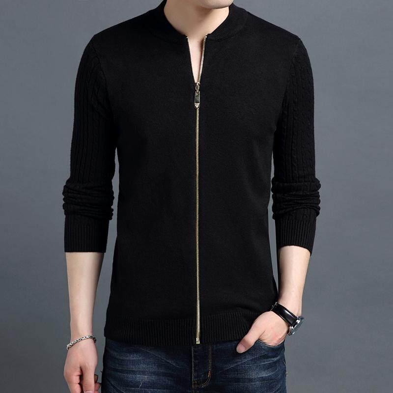 Wosi Diwei Jaket Pria Model Tipis Versi Korea