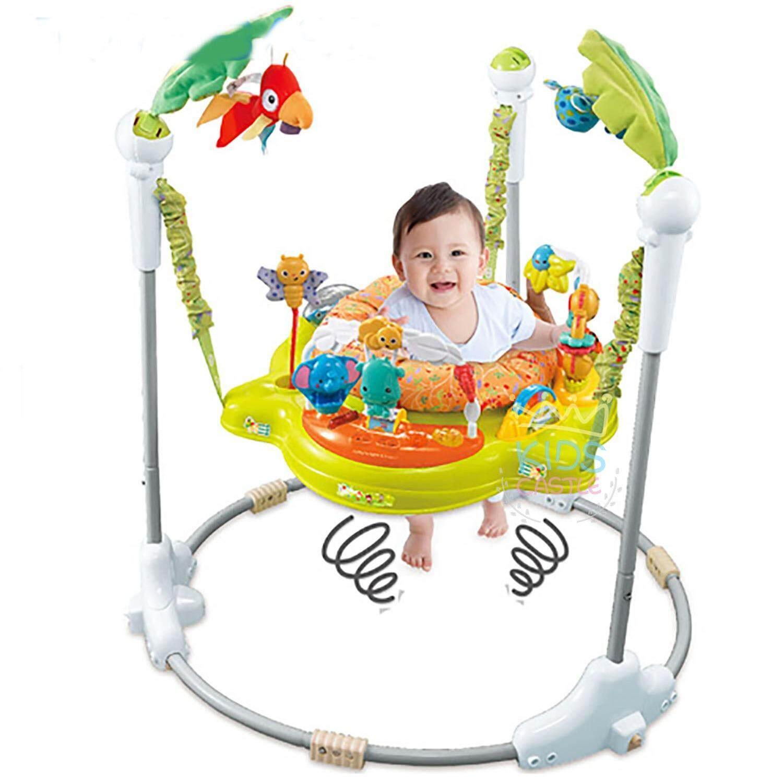 bed05e5bd79b รีวิวจากผู้ซื้อ จั๊มเปอร์เก้าอี้กระโดด 360 องศา เสียงดนตรี Jumper ...