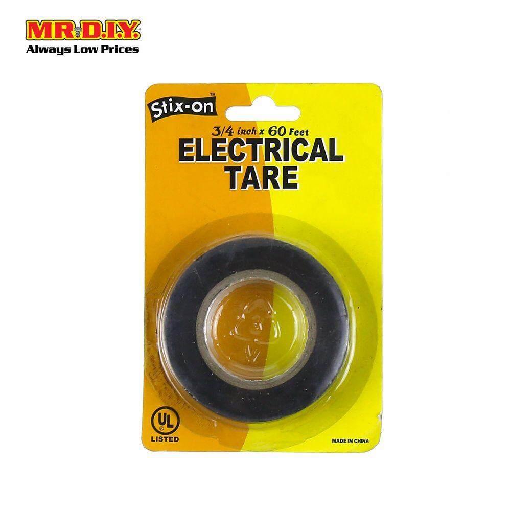 STIX ON Electrical Tape 18mm x 12m