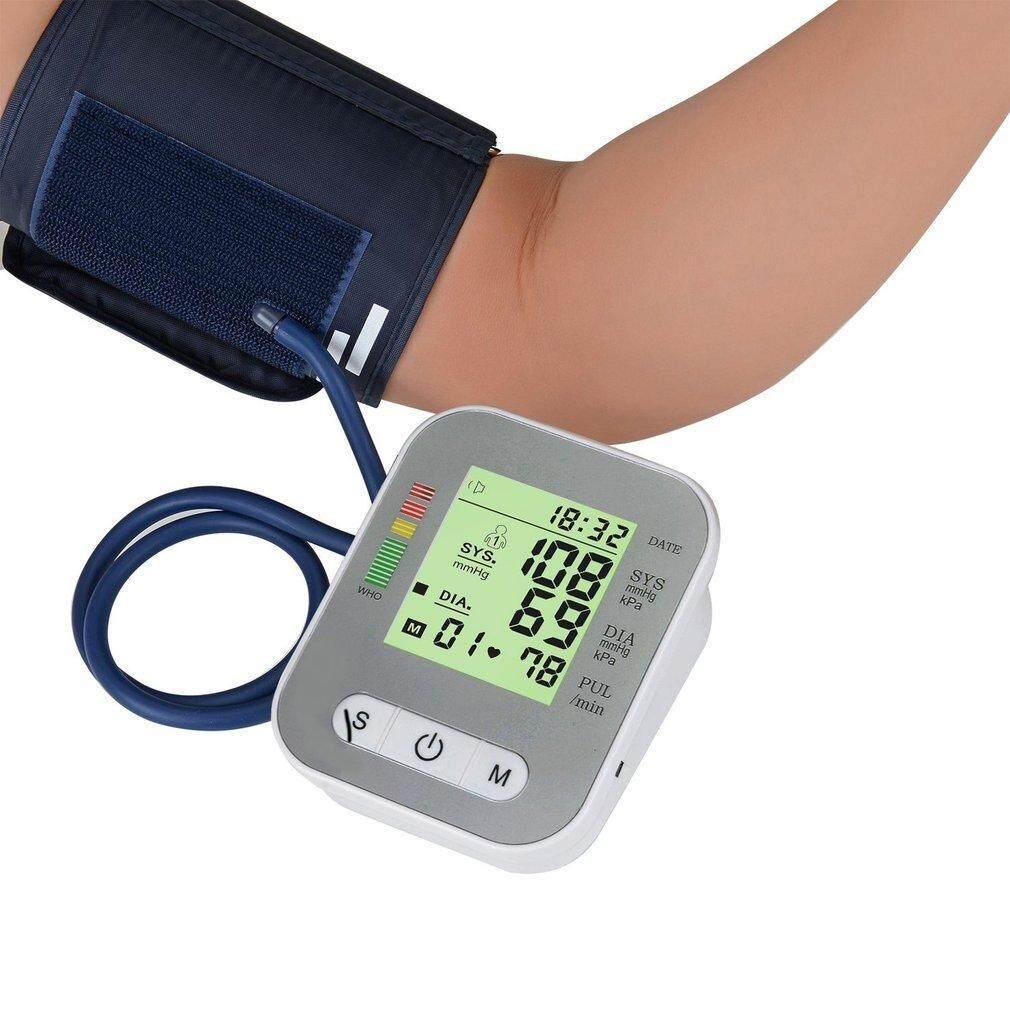 Buy Sell Cheapest Automatic Sphygmomanometer Micro Best Quality Alat Kesehatan Pengukur Tensi Darah Digital Blood Pressure Monitor Arm Style Electric Full