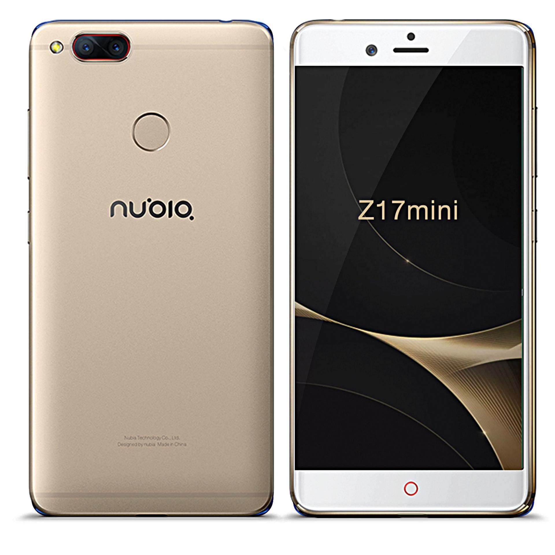 นูเบีย-Z17mini สีทอง | แรม4/รอม64 | กล้องหลังคู่ 26ล้าน **ผ่อนเพียง 799บาท/เดือน