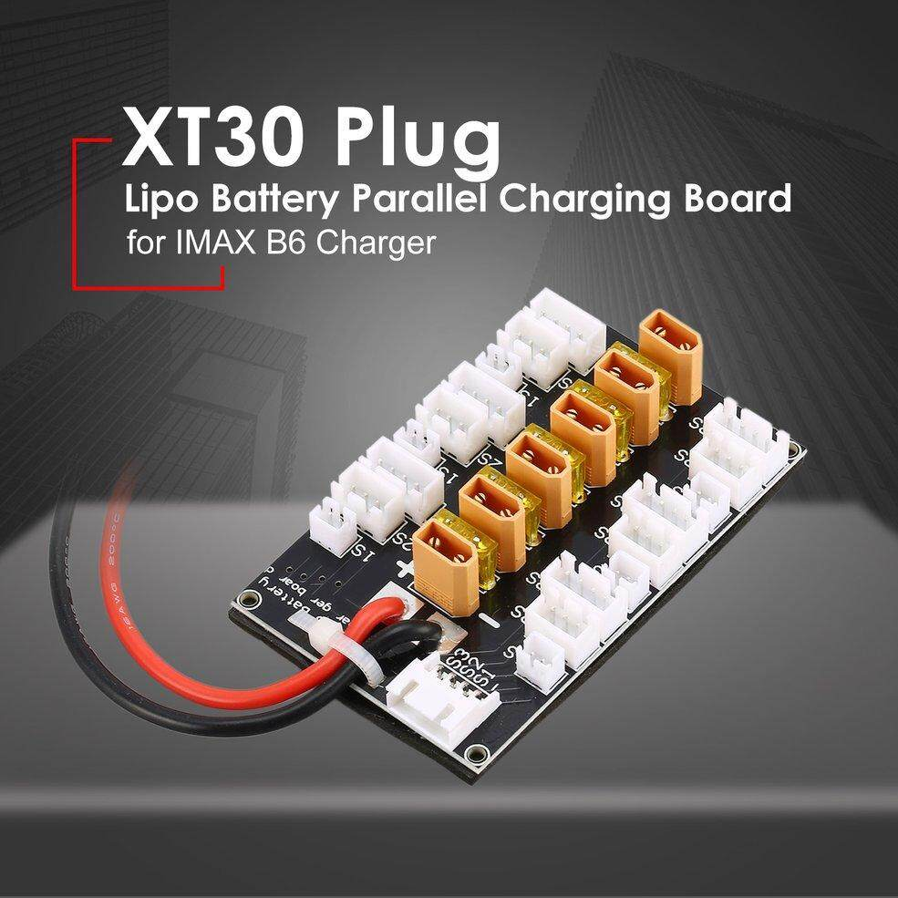 Buy Sell Cheapest Jiaxiang Imax B6 Best Quality Product Deals 80w Digital Rc Lipo Nimh Battery Balance Charger And 6 Packs 1s 3s Xt30 Battry Parallel Charging Board For