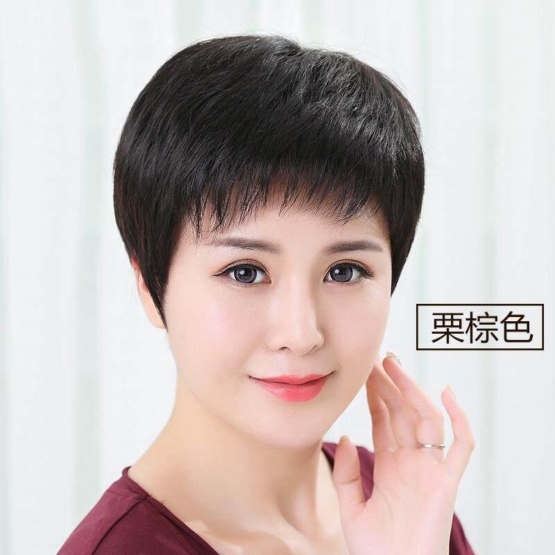 Jual wanita wig keriting murah garansi dan berkualitas  f368478ba1