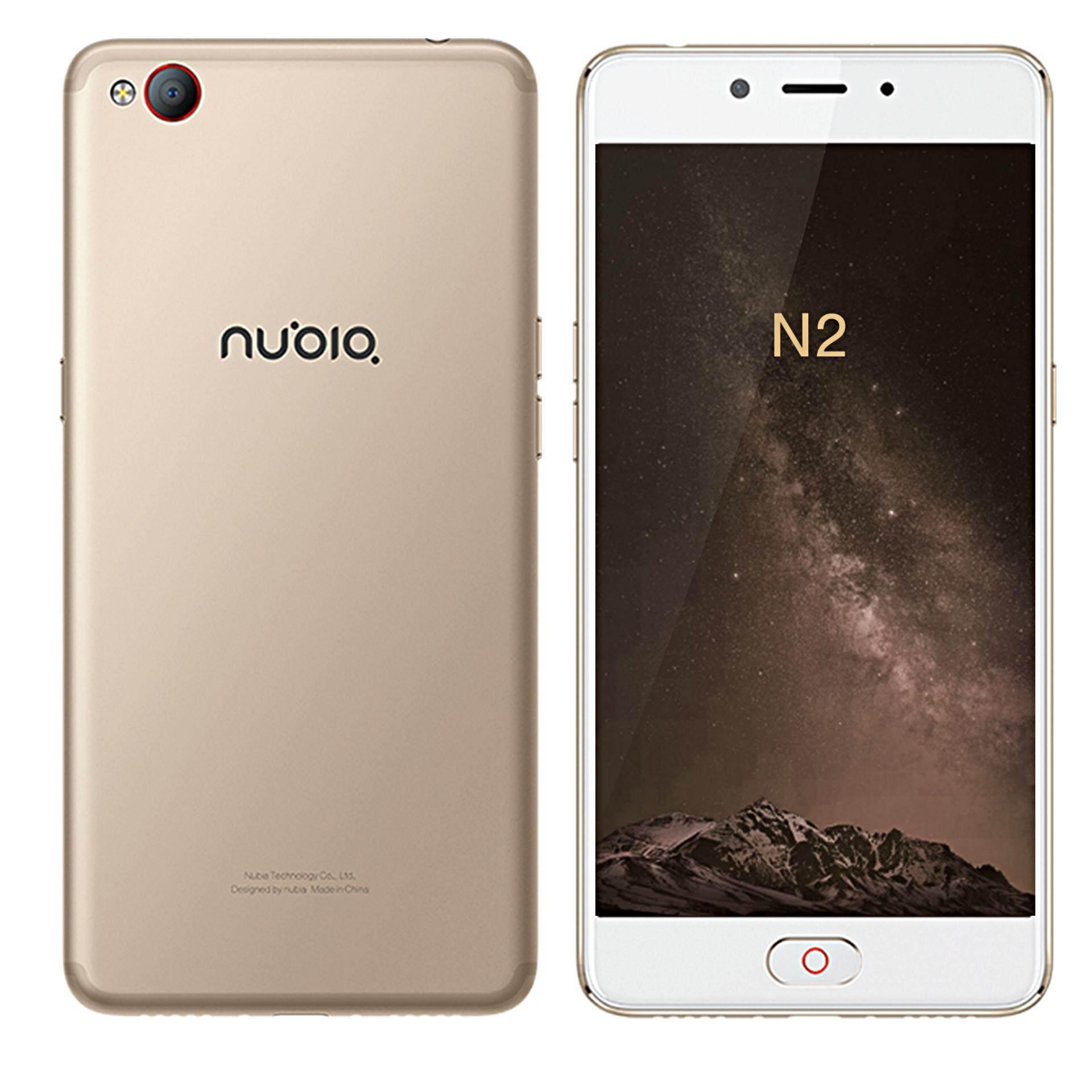 นูเบีย N2 สีทอง | แบตจัดเต็ม 5,000mAh | กล้องหน้า 16ล้าน