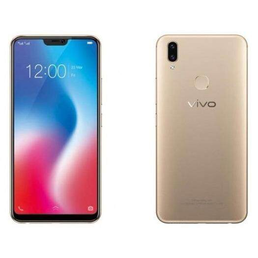 Vivo V9 Ram4GB Ram64GB จอ6.3นิ้ว แถมฟิล์ม+เคส
