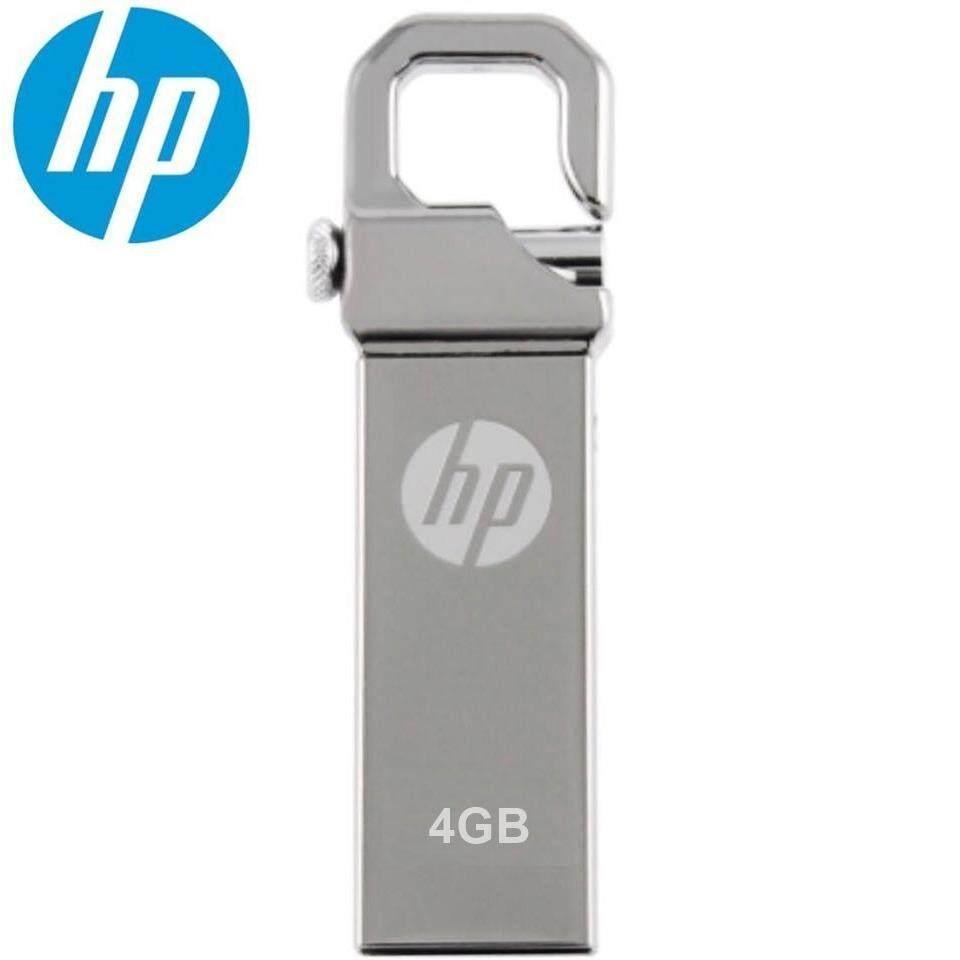 USB FLASH DRIVE HP V250W 4GB แฟลชไดร์ฟ แฟลชไดร์