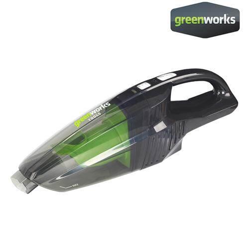 Greenworks เครื่องดูดฝุ่นไร้สาย 24V (ไม่รวมแบตเตอรี่และแท่นชาร์จ)