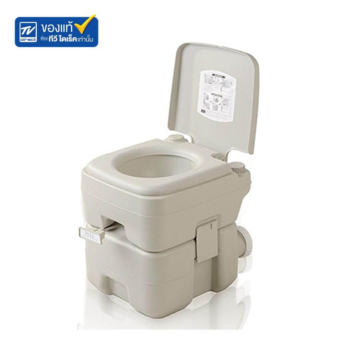 Tvdirect  สุขาเคลื่อนที่ Portable Toilet.