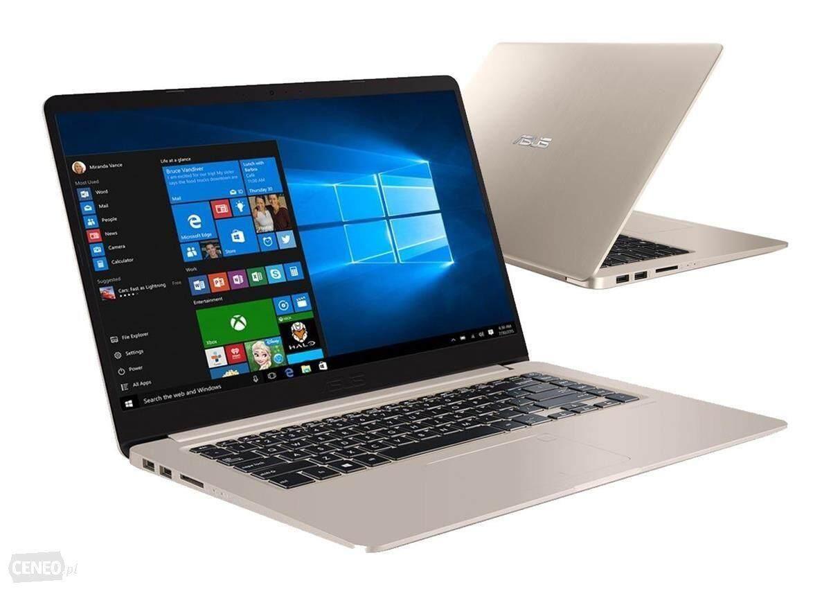"Asus notebook VivoBook S15 S510UN-BQ127T/I5-8250U/4G DDR4/1TB /15.6""FHD/MX150 2G/Win10/free backpack(gold metal/backlight/ประกันศูนย์ 2 ปี"