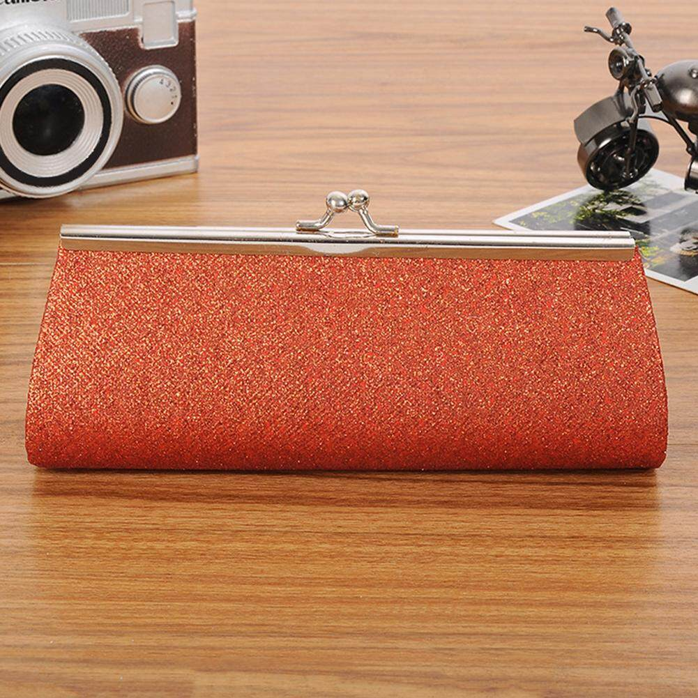 Moonar 1pc Women Girl Clutch Bags Glitter Sparkling Handbag Evening Bling Purse Bag New
