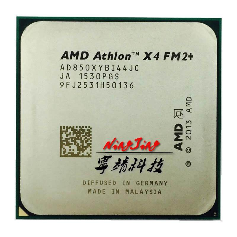AMD Athlon X4 850 3.2 GHz Quad-Core Prosesor CPU AD850XYBI44JC Socket FM2 +-Intl