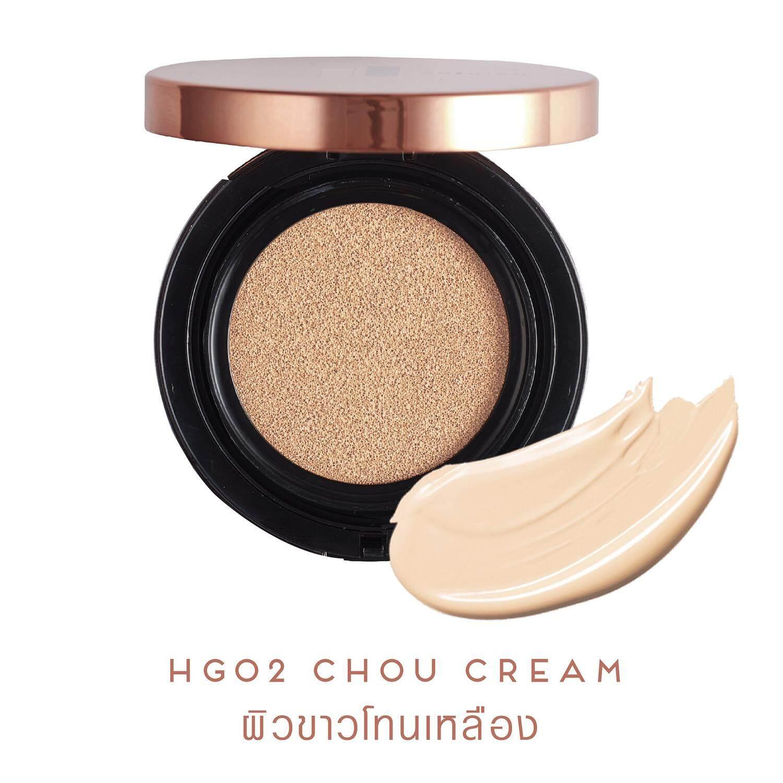 FIIT Everyday Cushion Healthy Glow 02 - Chou Cream