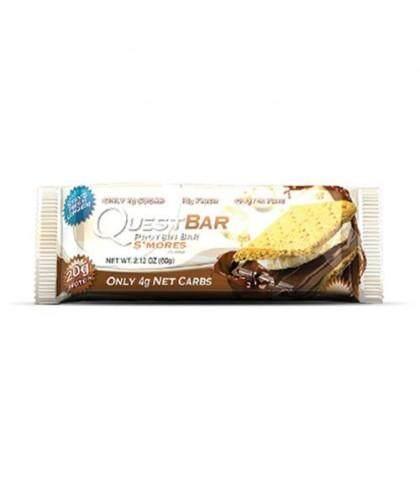 Quest /// Smore (1 Bar - 20g) จำนวน 6 Bar.
