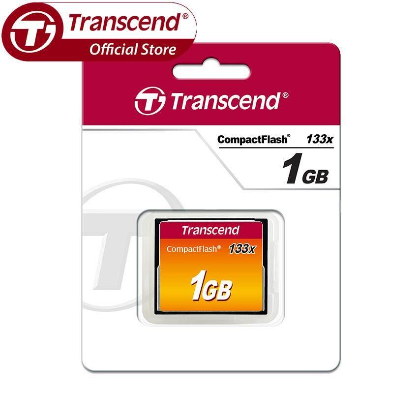 Transcend Compactflash 133x  1gb (ts1gcf133).