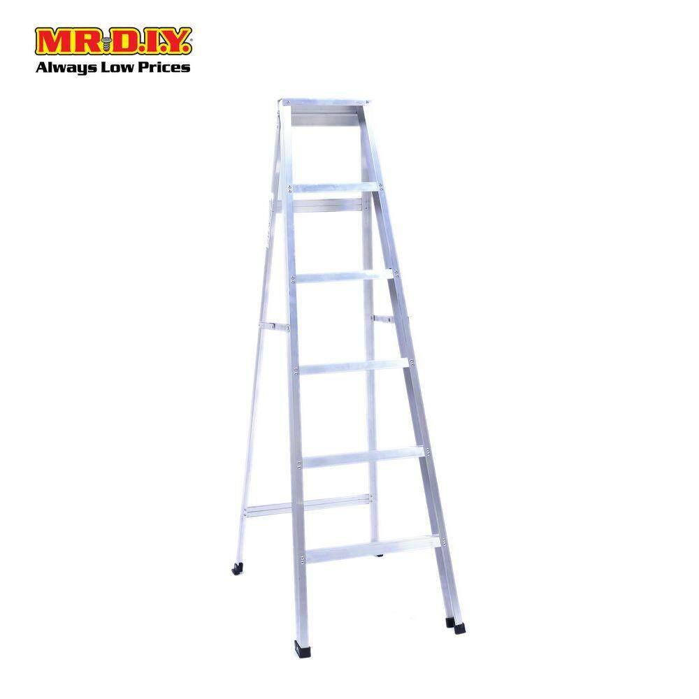 [CNY 2020] EVERLAS Six-Step Foldable Ladder (Tangga Aluminium)