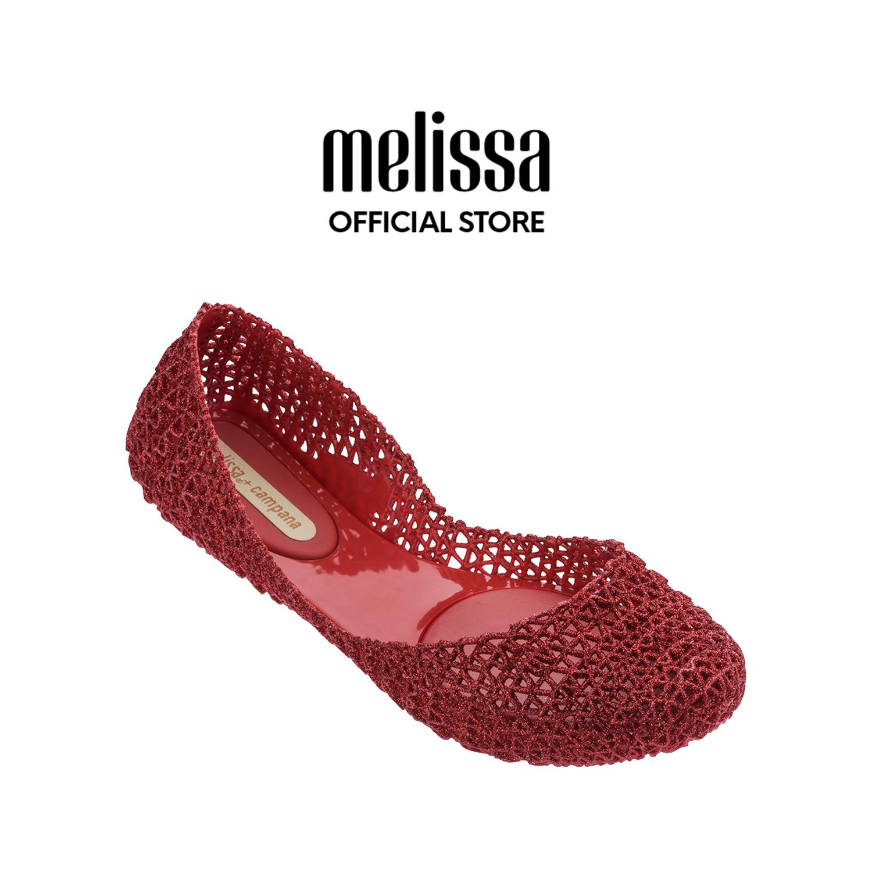 MELISSA CAMPANA PAPEL 31512 เมลิสซ่า แคมปานา พาเพล รองเท้า รองเท้าส้นเตี้ย รองเท้าส้นแบน รองเท้าหุ้มส้น