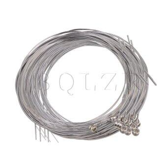 รีวิว 150XL /.023 Steel Strings for Electric Guitar Set of 10 Silver -intl
