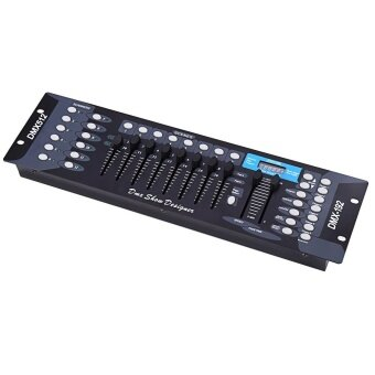 192 Channels DMX512 Controller Console for Stage Party DJ Light - intl