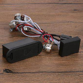 3 Band EQ Preamp Circuit For Bass Pickup Active (image 3)