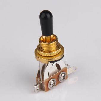 3-Way Guitar Selector Pickup Toggle Switch Parts for Les Paul Gold ดีไหม
