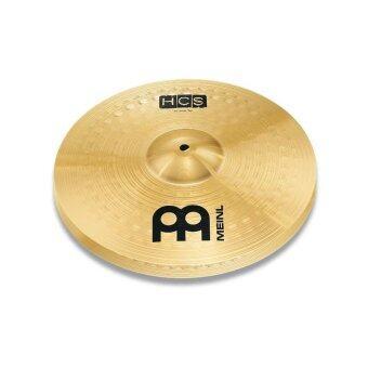 AA MEINL ฉาบ ไฮแฮท ไมเนอร์ Cymbal Hi-Hat HCS14H 14