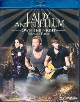 AmornMovie Blu-ray Lady Antebellum: Own The Night World Tour (All)(DTS HD) ...