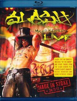 AmornMovie Blu-ray Slash: Made In Stoke 24/7/11 Concert ...