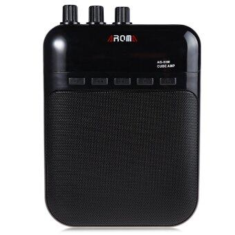 Harga AROMA AG - 03M Portable Charging 3W Mini Guitar Amplifier