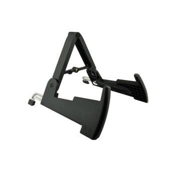 Harga Aroma Ukulele Guitar Violin Bass Stand Rabbit Design AGS-02-BK(Black )
