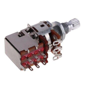 B250K Push Pull Control Pot Potentiometer for Electric Guitar Bass