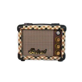 Harga Belcat Mini & Portable Amp รุ่น MAR-BELCAT-I5U (Yellow)