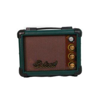 Harga Belcat Mini Portable Amp รุ่น MAR-BELCAT-I5U (Green)